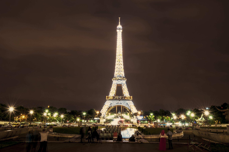 Street View: Paris Landmarks | © Will Navarro Photography